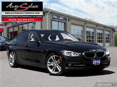 2016 BMW 320i xDrive (Stk: 16QWP32) in Scarborough - Image 1 of 28