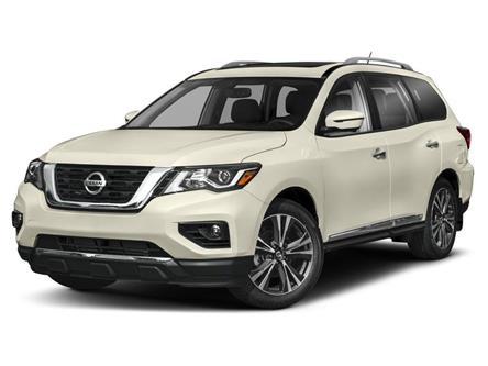 2020 Nissan Pathfinder Platinum (Stk: N09-4442) in Chilliwack - Image 1 of 9