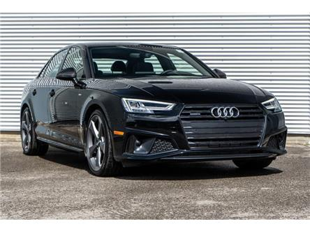 2019 Audi A4 45 Progressiv (Stk: N5212) in Calgary - Image 1 of 16