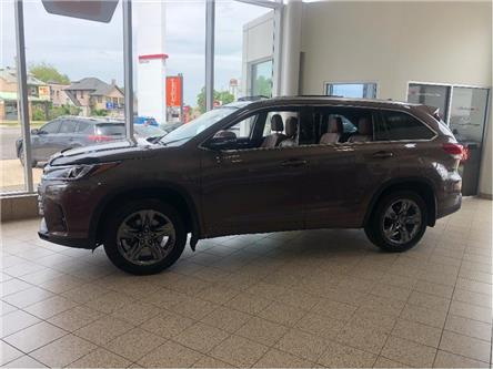 2017 Toyota Highlander Limited (Stk: U3434) in Niagara Falls - Image 1 of 23