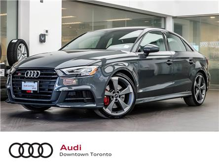2019 Audi S3 2.0T Technik (Stk: P3729) in Toronto - Image 1 of 28