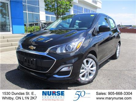 2020 Chevrolet Spark 1LT CVT (Stk: 20M009) in Whitby - Image 1 of 22