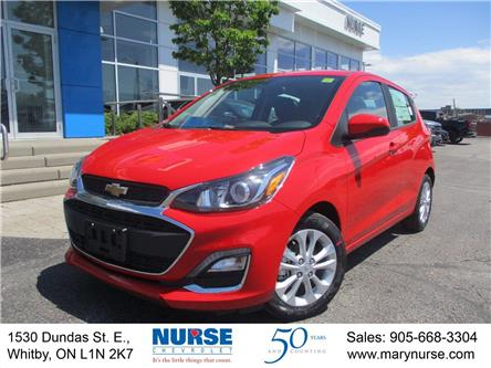 2020 Chevrolet Spark 1LT CVT (Stk: 20M017) in Whitby - Image 1 of 22