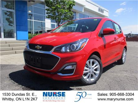 2020 Chevrolet Spark 1LT CVT (Stk: 20M012) in Whitby - Image 1 of 23
