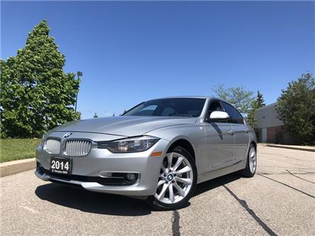 2014 BMW 320i xDrive (Stk: M19133T1) in Barrie - Image 1 of 14