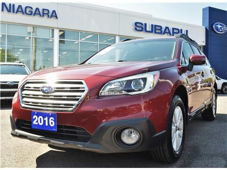 2016 Subaru Outback 2.5i Touring Package (Stk: Z1671) in St.Catharines - Image 1 of 23