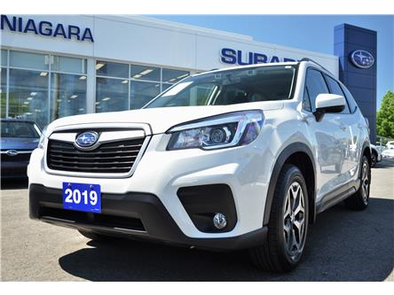 2019 Subaru Forester 2.5i Touring (Stk: Z1672) in St.Catharines - Image 1 of 26