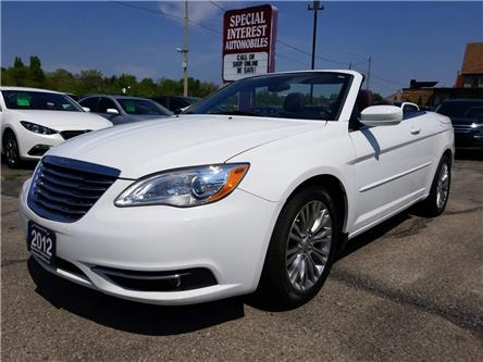 2012 Chrysler 200 Touring (Stk: 261435) in Cambridge - Image 1 of 23
