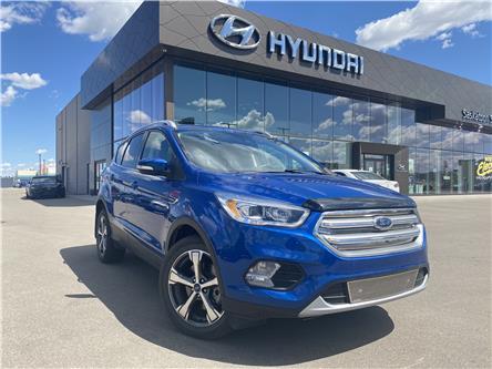2017 Ford Escape Titanium (Stk: 30336A) in Saskatoon - Image 1 of 6