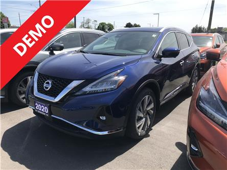 2020 Nissan Murano SL (Stk: 2019) in Chatham - Image 1 of 6