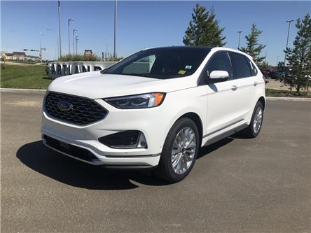 2020 Ford Edge Titanium (Stk: LED020) in Ft. Saskatchewan - Image 1 of 22