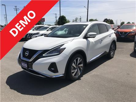 2020 Nissan Murano SL (Stk: 2072) in Chatham - Image 1 of 6