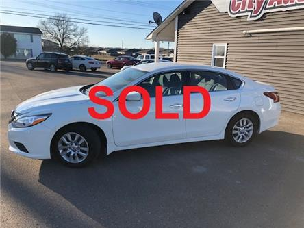 2018 Nissan Altima  (Stk: 220429) in Sussex - Image 1 of 13