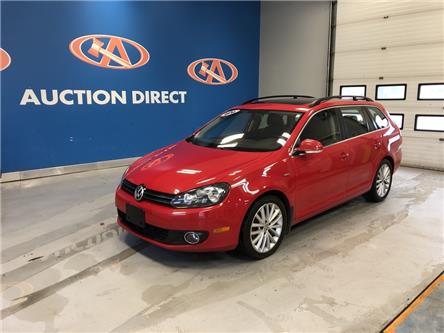 2014 Volkswagen Golf 2.0 TDI Wolfsburg Edition (Stk: 628241) in Lower Sackville - Image 1 of 9