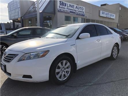 2008 Toyota Camry Hybrid Base (Stk: ) in Concord - Image 1 of 13