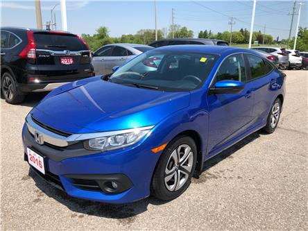 2016 Honda Civic LX (Stk: 20821A) in Cambridge - Image 1 of 11