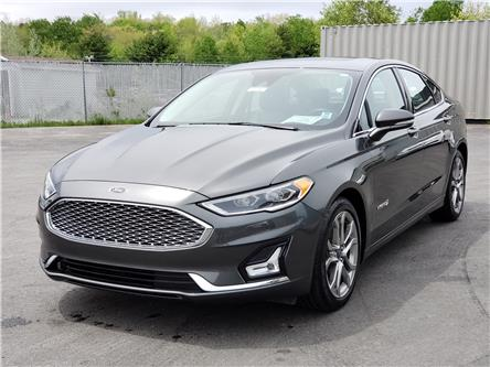 2019 Ford Fusion Hybrid Titanium (Stk: 10747) in Lower Sackville - Image 1 of 23