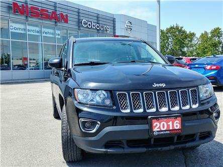 2016 Jeep Compass Sport/North (Stk: CLW361981A) in Cobourg - Image 1 of 27