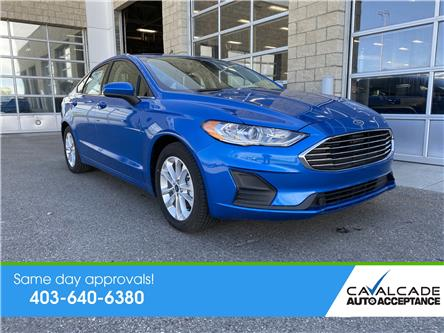 2019 Ford Fusion SE (Stk: 60839) in Calgary - Image 1 of 23