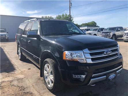 2017 Ford Expedition Max Platinum (Stk: 20136A) in Wilkie - Image 1 of 24