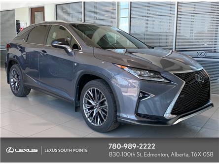 2019 Lexus RX 350 Base (Stk: LL00135A) in Edmonton - Image 1 of 19