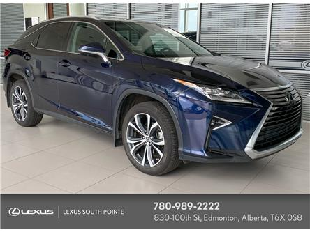 2019 Lexus RX 350 Base (Stk: LL00142A) in Edmonton - Image 1 of 19
