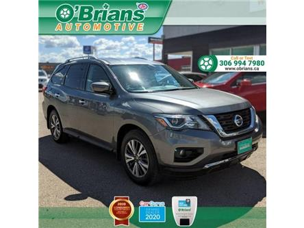 2018 Nissan Pathfinder SV Tech (Stk: 13165B) in Saskatoon - Image 1 of 21