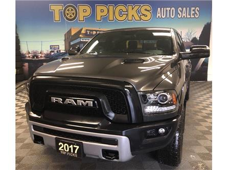 2017 RAM 1500 Rebel (Stk: 682087) in NORTH BAY - Image 1 of 30
