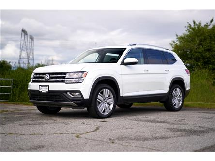 2019 Volkswagen Atlas 3.6 FSI Execline (Stk: VW1091) in Vancouver - Image 1 of 23
