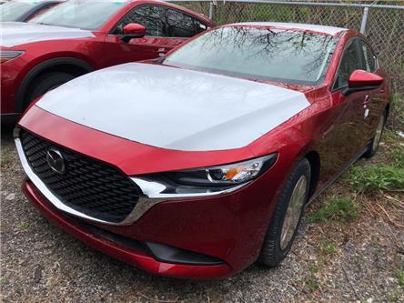 2020 Mazda Mazda3 GS (Stk: 85524) in Toronto - Image 1 of 5