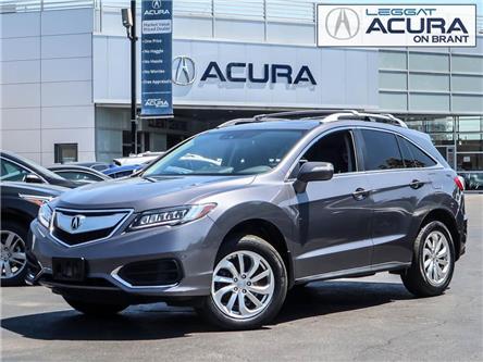 2017 Acura RDX Tech (Stk: 4231) in Burlington - Image 1 of 30