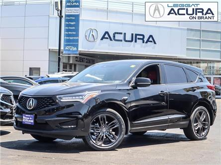 2019 Acura RDX  (Stk: 4233) in Burlington - Image 1 of 28