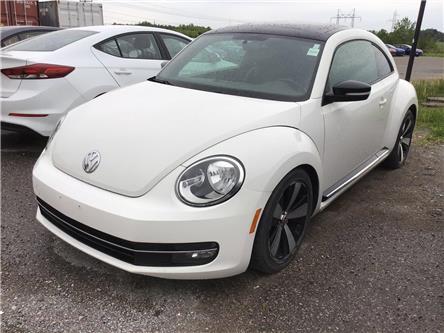 2012 Volkswagen Beetle 2.0 TSI Sportline (Stk: S4247A) in Peterborough - Image 1 of 17