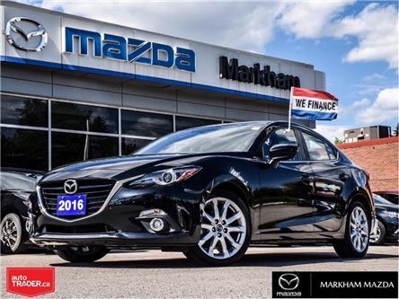 2016 Mazda Mazda3 GT (Stk: P1977) in Markham - Image 1 of 28