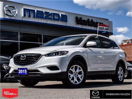 2015 Mazda CX-9 GS (Stk: P1975) in Markham - Image 1 of 26