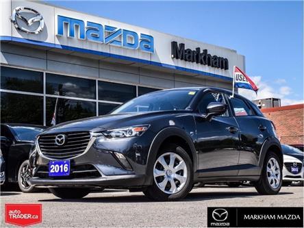 2016 Mazda CX-3  (Stk: P1973) in Markham - Image 1 of 25