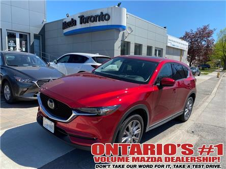 2019 Mazda CX-5 GT w-Turbo Auto AWD (Stk: DEMO82257) in Toronto - Image 1 of 18