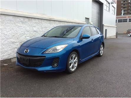 2012 Mazda Mazda3 Sport GT (Stk: U3448AA) in Ottawa - Image 1 of 17