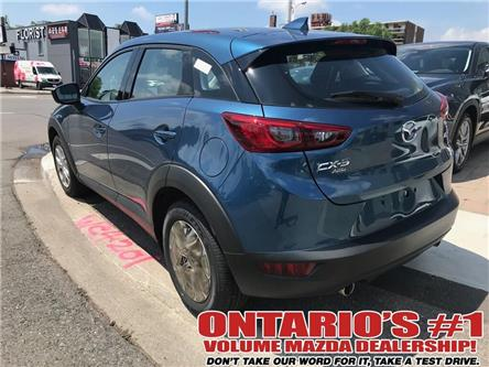 2019 Mazda CX-3 GS Luxury PKG AWD (Stk: DEMO81090) in Toronto - Image 1 of 13