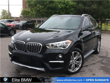 2016 BMW X1 xDrive28i (Stk: P9342) in Gloucester - Image 1 of 27