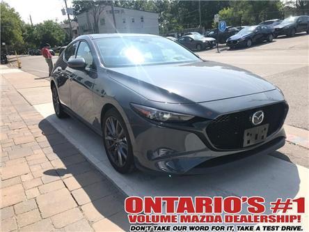 2019 Mazda Mazda3 Sport GT/Premium PKG (Stk: DEMO81546) in Toronto - Image 1 of 26