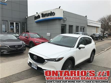 2019 Mazda CX-5 GS FWD (Stk: DEMO81291) in Toronto - Image 1 of 10