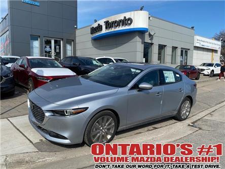 2019 Mazda Mazda3 GT (Stk: NEW82050) in Toronto - Image 1 of 17