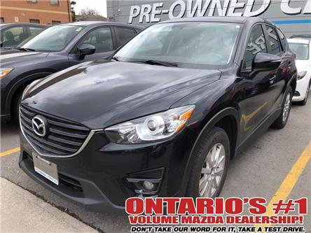 2016 Mazda CX-5 GS (Stk: P2724) in Toronto - Image 1 of 20