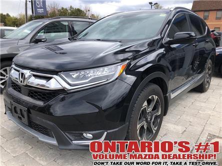 2017 Honda CR-V Touring (Stk: P2696) in Toronto - Image 1 of 20
