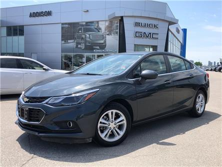 2018 Chevrolet Cruze LT Auto (Stk: U186374) in Mississauga - Image 1 of 26