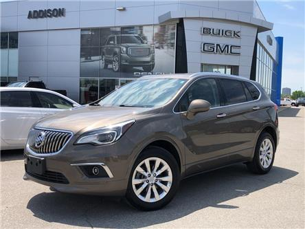 2017 Buick Envision Essence (Stk: U008365) in Mississauga - Image 1 of 28