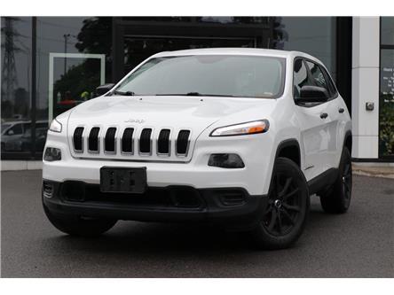 2016 Jeep Cherokee Sport (Stk: P1949A) in Ottawa - Image 1 of 22