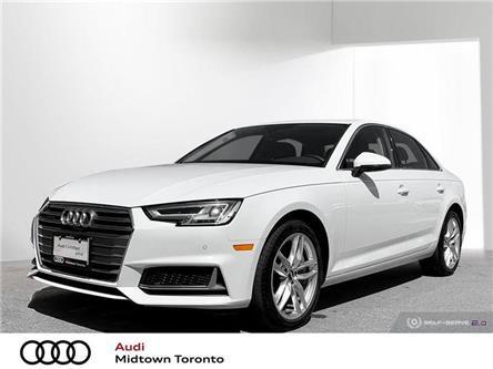 2019 Audi A4 45 Technik (Stk: P7861) in Toronto - Image 1 of 22