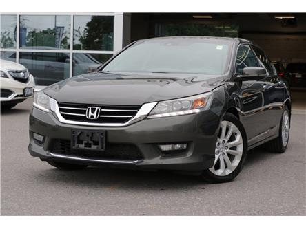 2015 Honda Accord Touring V6 (Stk: 19198A) in Ottawa - Image 1 of 27